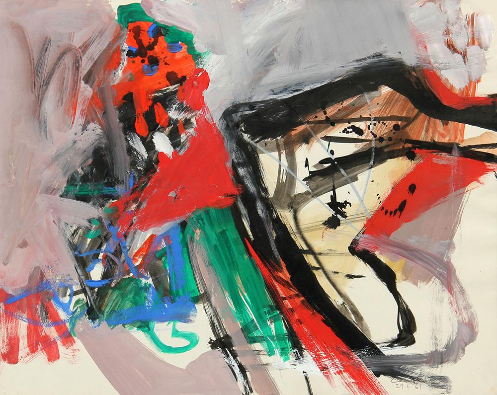 La Pittura Moderna Imola.Claudio Cintoli Imola 1935 Roma 1978 Schizzi Di Memoria