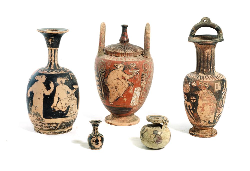datazione vecchi vasi
