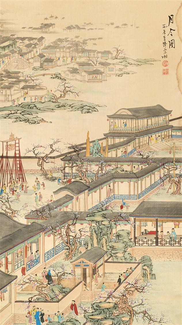 Moderna cultura datazione in Cina