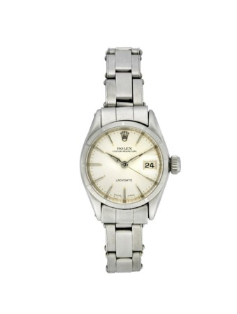 ROLEX LADY DATEOrologio da polso da donna in acciaioAnni '70Quadrante,...