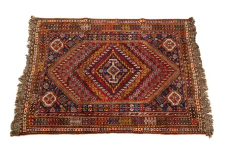 Shiraz persian rug