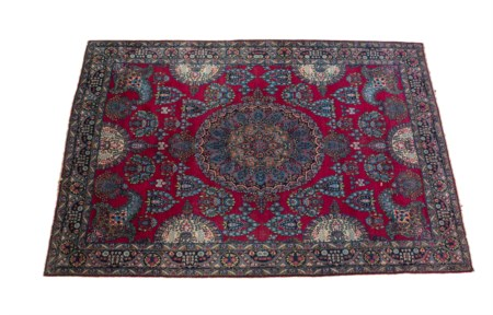 Kirman persian rug