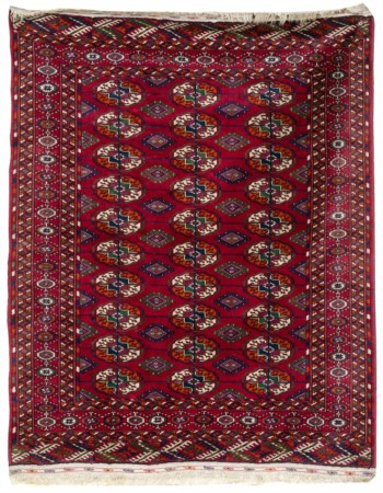 Small Royal Bukara russian rug