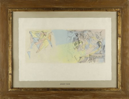 JACQUES VILLON Pollion.