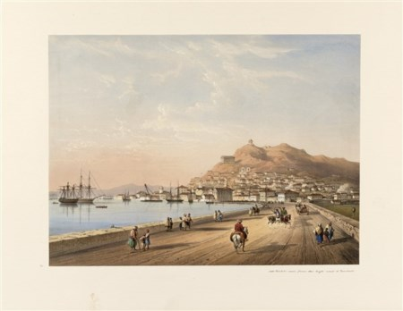 BOSSOLI, Carlo (1815-1884) - The Beautiful Scenery and Chief Places of Interest