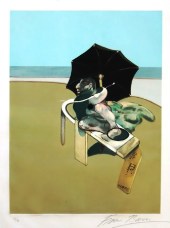 "FRANCIS BACON, ""Metropolitan triptych"" (large version)"