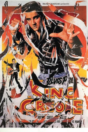 "Mimmo Rotella ""King Creole"""