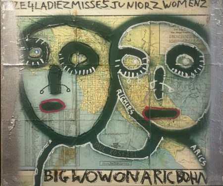 Paul Kostabi, Big Wow on Bohn, 2005