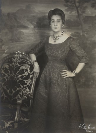 Ghitta Carell (1899-1972)  - Principessa Isabelle Colonna, years 1930