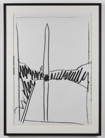 WARHOL ANDY (1928 - 1987) - Washington Monument.