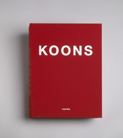 KOONS JEFF (n. 1955) - Jeff Koons: Art Edition for Taschen.