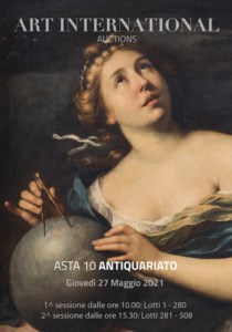 ASTA 10 - ANTIQUARIATO