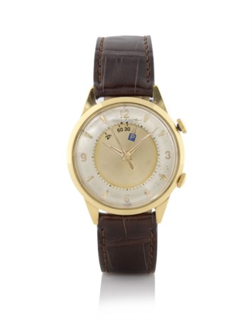 JAEGER LE COULTREJAEGER LE COULTRE MEMOVOX ANNI '50.C. n. 744827 in oro...