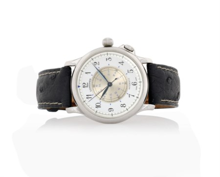LONGINES LONGINES NAVIGATION WATCH N. 1012 ANNI '90.C. in acciaio con oblò...